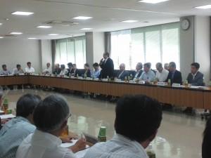 9.20東京都医師会会長会議