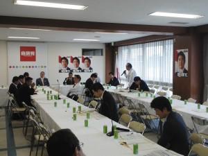 10.08厚労部会・社会保障制度に関する特命委員会合同会議  (2)