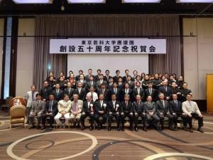 0719東京医大応援団50周年パーティー (1)