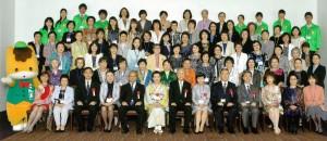 日本女医会総会
