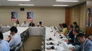 国際保健医療推進戦略特命委員会