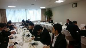 再生医療を推進する議員の会勉強会