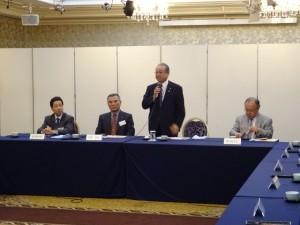 宮崎県医師会にて国政報告