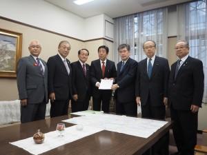 関東国道協会群馬県地区協議会 財務省への要望