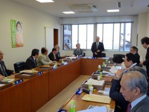 滋賀県医師会理事会