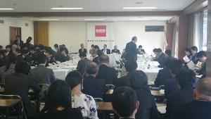 厚生労働部会・社会保障制度に関する特命委員会合同会議