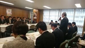 自民党厚生労働部会正副部会長会議