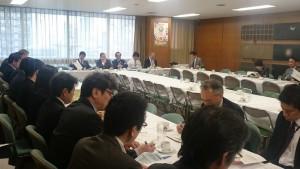 有床診療所の活性化を目指す議員連盟 総会