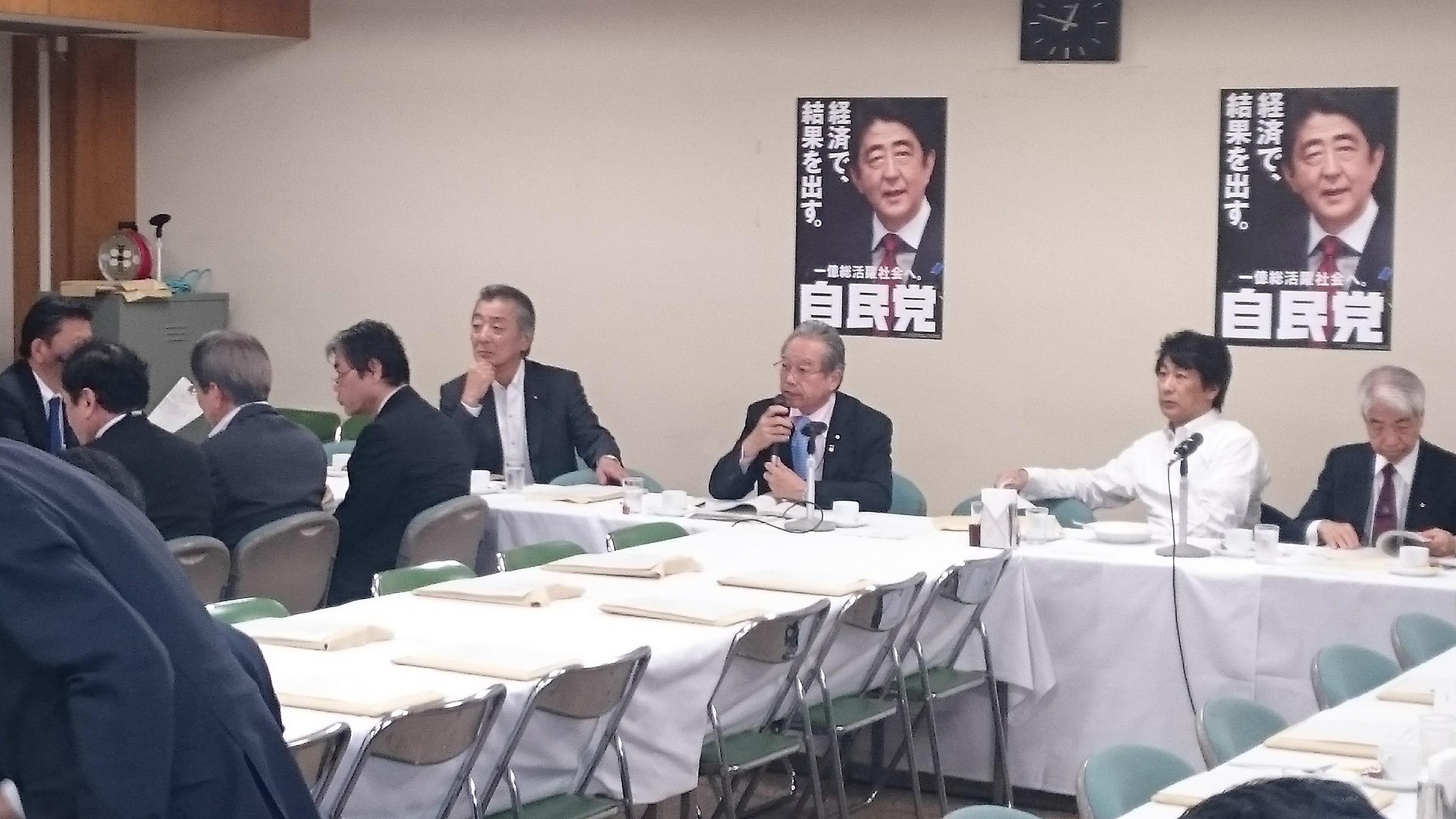 自民党 厚生労働部会 | 羽生田たかし(はにゅうだ たかし) オフィシャルサイト