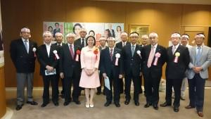 神奈川県医師連盟総決起大会