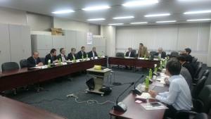 日本眼科医会 プロジェクトビジョンバン会議