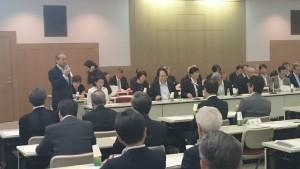 日本医師連盟執行委員会