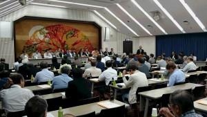 愛知県医師会会長会議