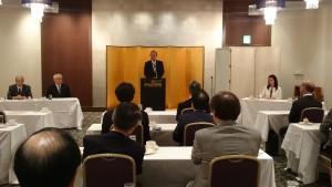 松川るい参院議員を支援する会役員会