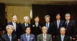 山碕學先生の旭日重光章受章を祝う会2