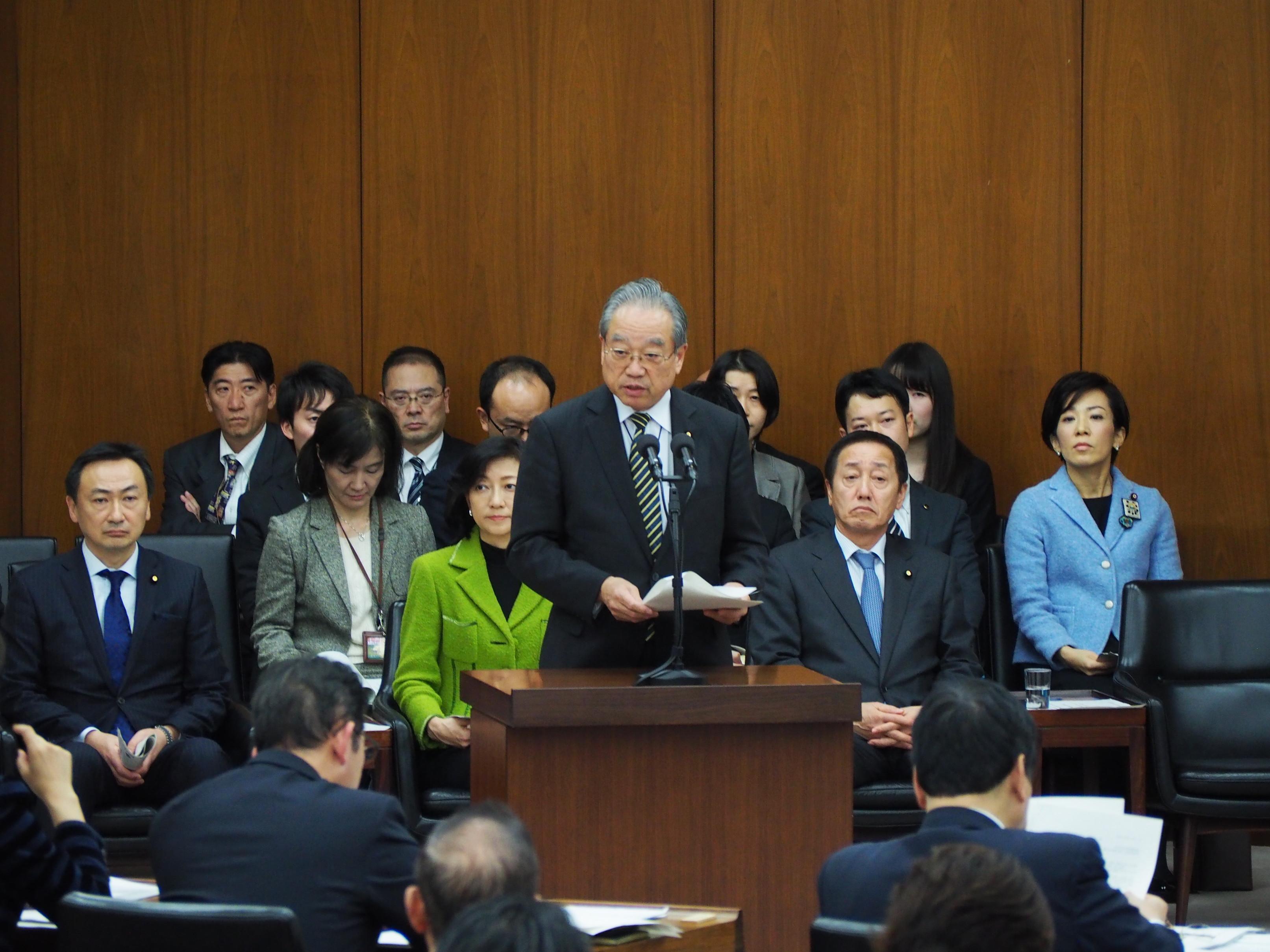 衆議院の厚生労働委員会に出席 | 羽生田たかし(はにゅうだ たかし ...
